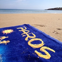 Paros Blue Flag Beaches